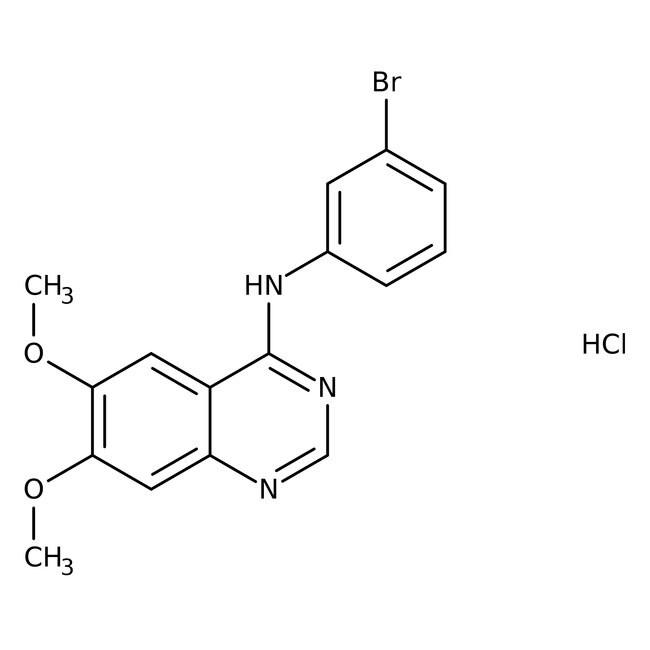 PD 153035 hydrochloride, Tocris Bioscience