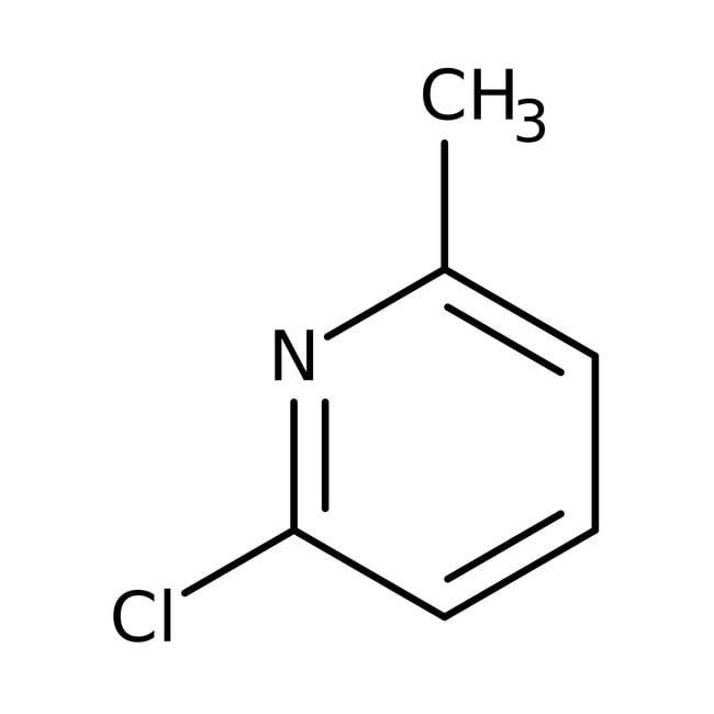 6-chloro-2-picoline, 98%, ACROS Organics™