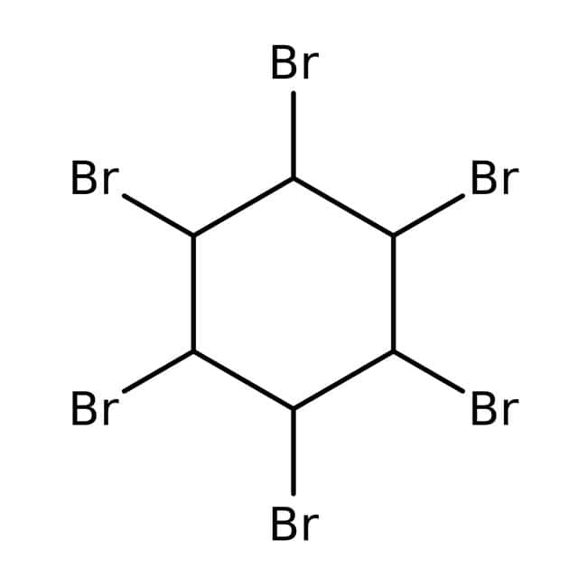 Alfa Aesar™ 1,2,3,4,5,6-Hexabromocyclohexane