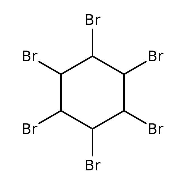 Alfa Aesar™1,2,3,4,5,6-Hexabromcyclohexan 5g Alfa Aesar™1,2,3,4,5,6-Hexabromcyclohexan