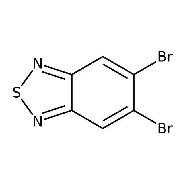 5,6-Dibromo-2,1,3-benzothiadiazole 98.0 %, TCI America
