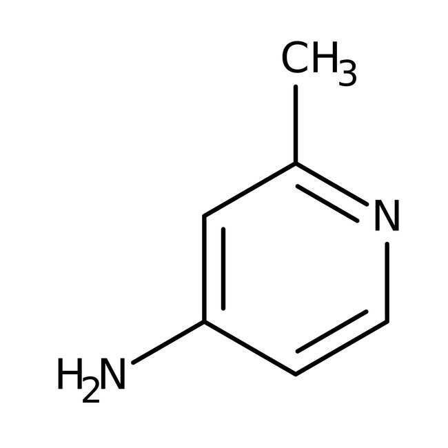 Alfa Aesar™4-Amino-2-methylpyridine, 98%