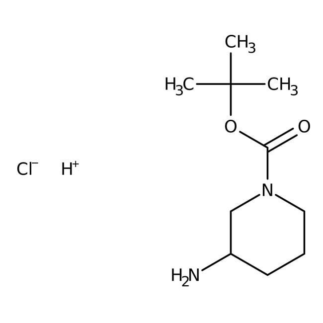 Alfa Aesar  3-Amino-1-Boc-piperidine, 97%