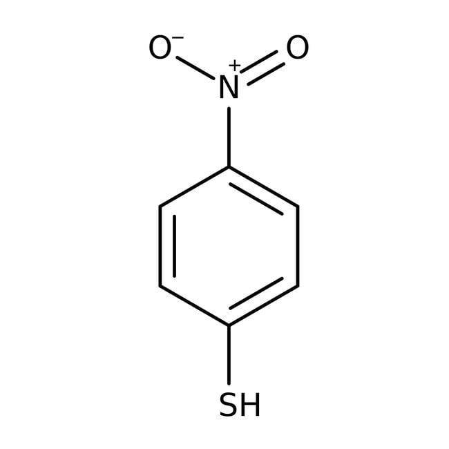 4-Nitrothiophenol, 80%, Acros Organics