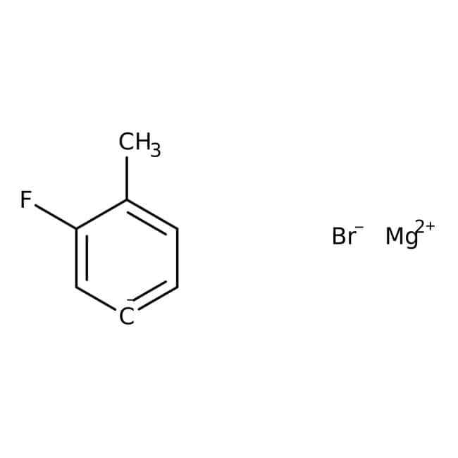3-Fluoro-4-methylphenylmagnesium bromide, 0.5M solution in THF, AcroSeal , Acros Organics