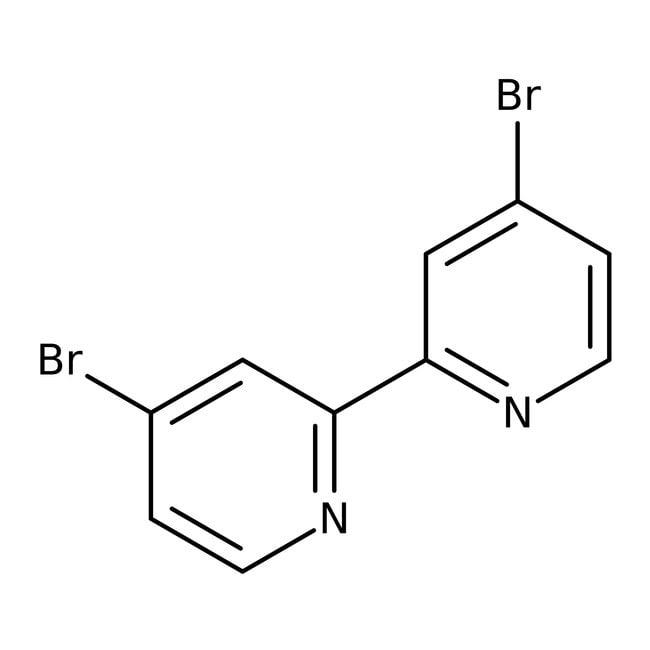 4,4'-Dibromo-2,2'-bipyridine, 98%, ACROS Organics™  4,4'-Dibromo-2,2'-bipyridine, 98%, ACROS Organics™