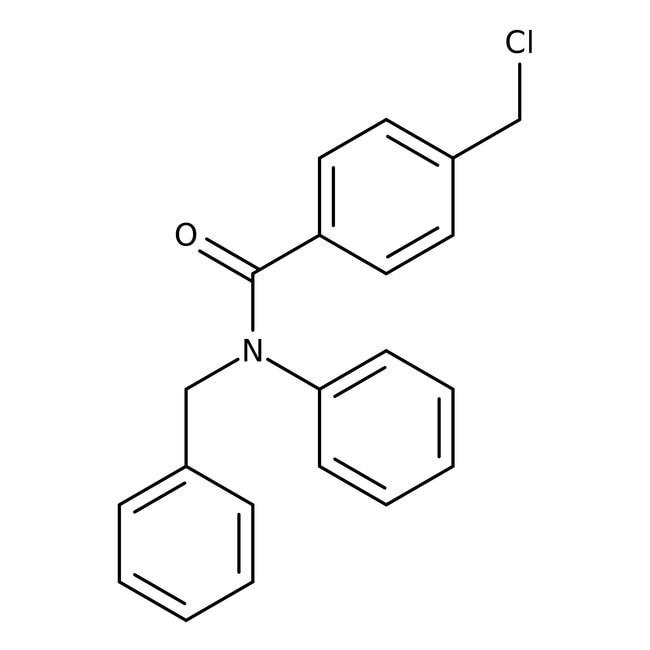 Alfa Aesar™N-Benzyl-4-(chloromethyl)-N-phenylbenzamide, 97%