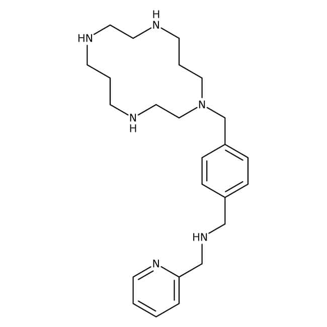 AMD 3465 hexahydrobromide, Tocris Bioscience™ 50mg AMD 3465 hexahydrobromide, Tocris Bioscience™