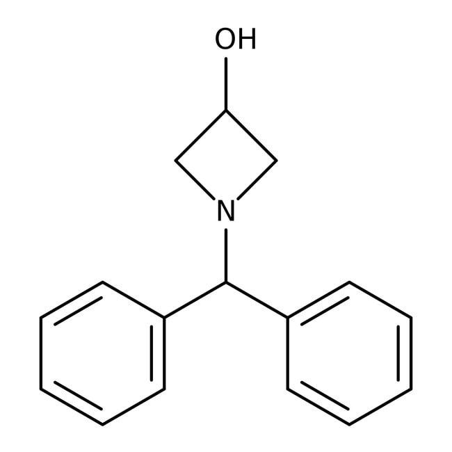 1-Benzhydrylazetan-3-ol, Maybridge Amber Glass Bottle; 1g 1-Benzhydrylazetan-3-ol, Maybridge
