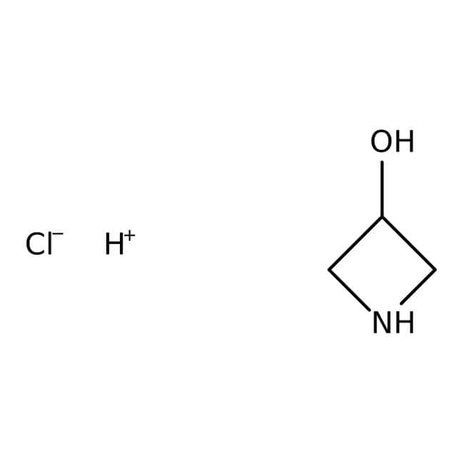3-Hydroxyazetidine hydrochloride, 97%, Acros Organics