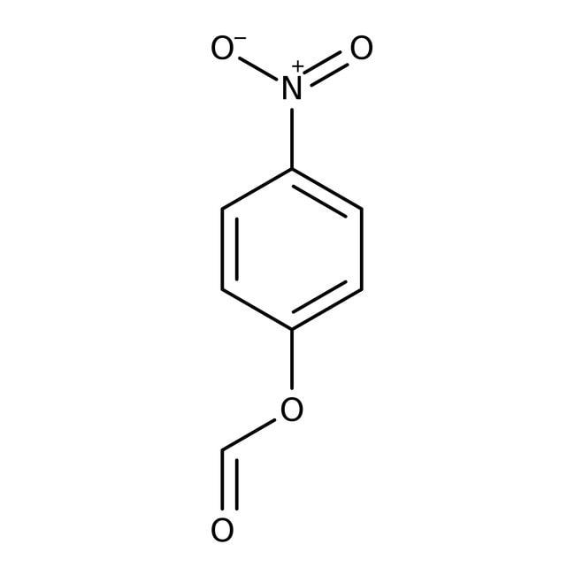 4-Nitrophenyl formate, 97%, ACROS Organics™