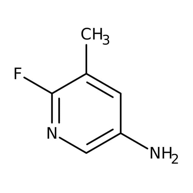 Alfa Aesar  5-Amino-2-fluoro-3-methylpyridine, 95%