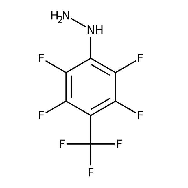 (alpha,alpha,alpha,2,3,5,6-Heptafluoro-p-tolyl)hydrazine 98.0 %, TCI America