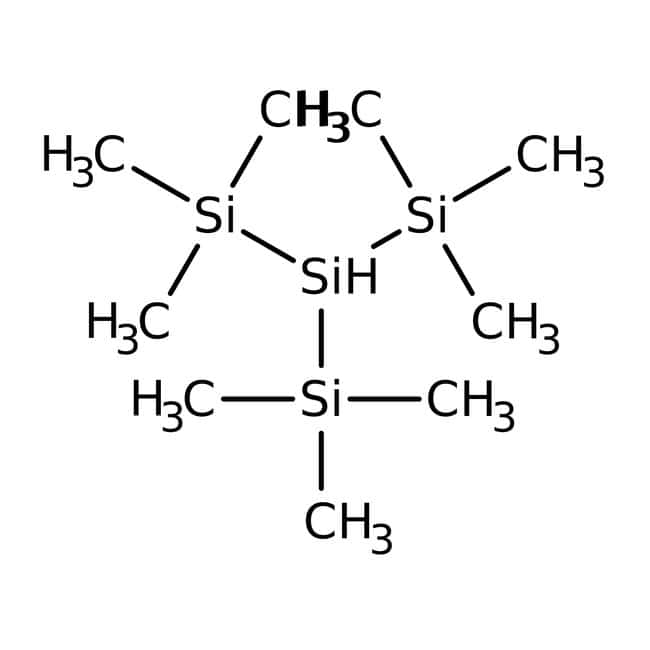 Tris(trimethylsilyl)silane, 96%, ACROS Organics™