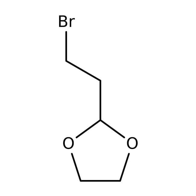 2-(2-Bromoethyl)-1,3-dioxolane, 96%, ACROS Organics