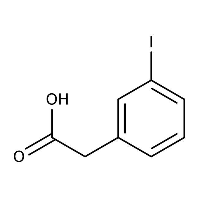 3-Iodophenylacetic Acid 98.0+%, TCI America™
