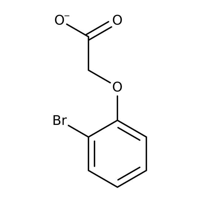 2-Bromophenoxyacetic acid, 98%, Acros Organics