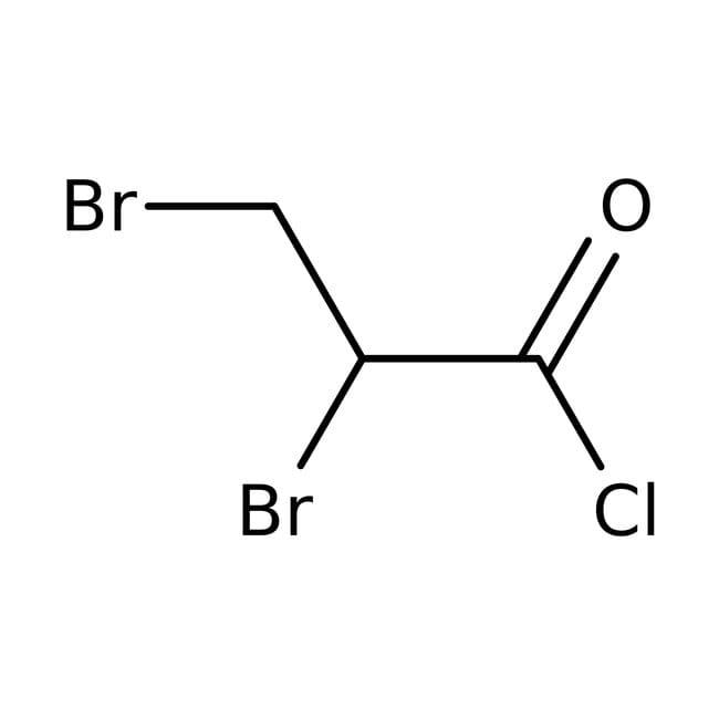 2,3-Dibromopropionyl chloride, 97%, ACROS Organics