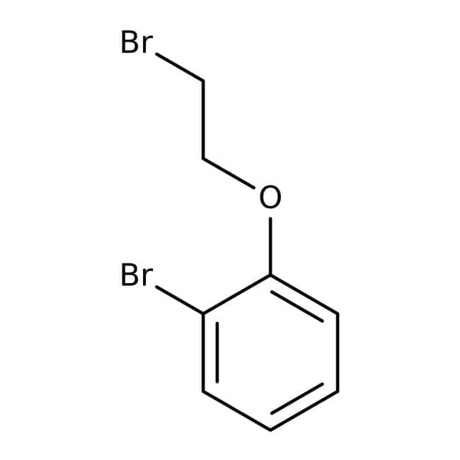 1-(2-Bromoethoxy)-2-bromobenzene, 95%, ACROS Organics