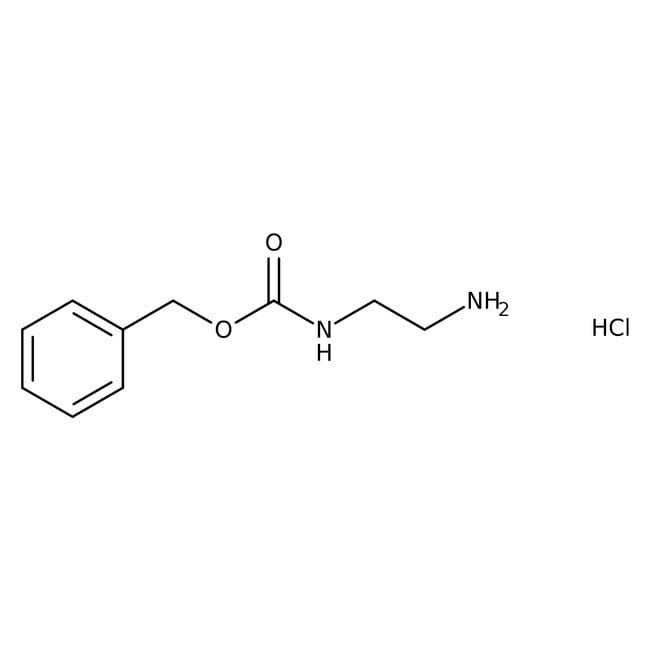 N-Z-Ethylenediamine hydrochloride, 95%, ACROS Organics