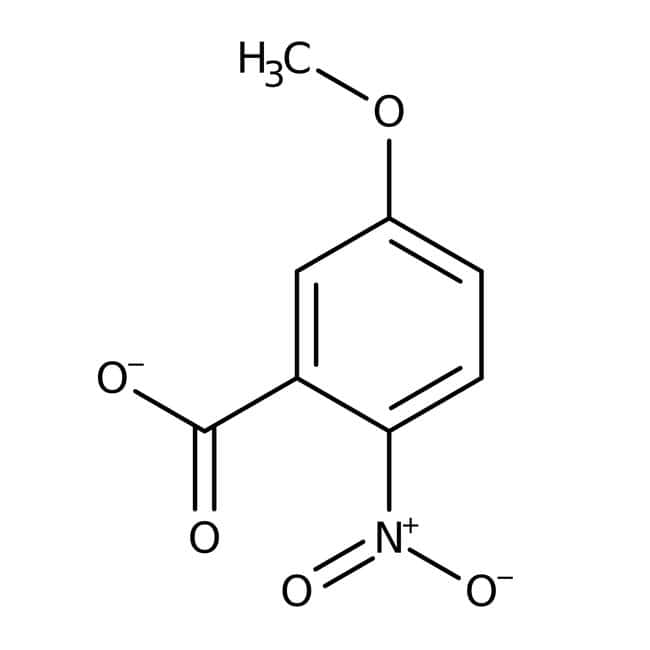 5-Methoxy-2-nitrobenzoic acid, 97%, ACROS Organics