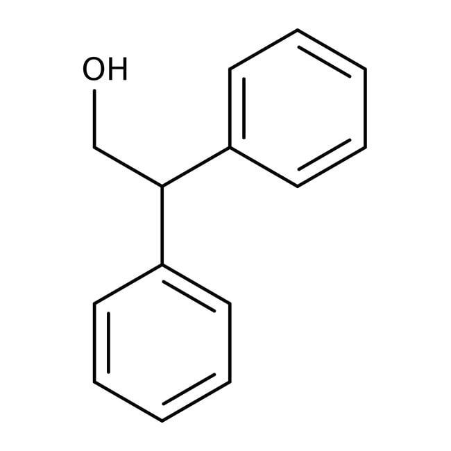 2,2-Diphenylethanol, 97%, ACROS Organics