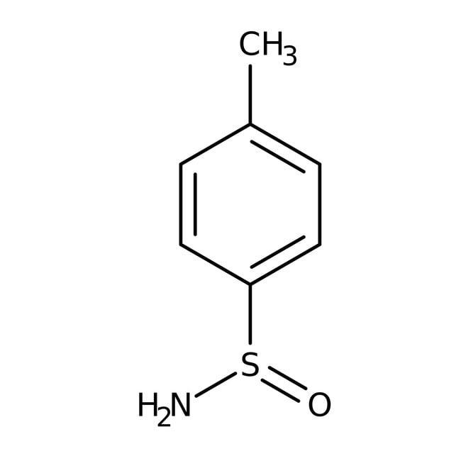 (S)-(+)-p-Toluenesulfinamide, 98%, ACROS Organics™ 1g (S)-(+)-p-Toluenesulfinamide, 98%, ACROS Organics™