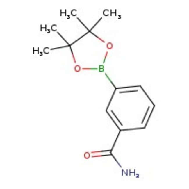 3-Carbamoylphenylboronic acid pinacol ester, 97%, ACROS Organics™