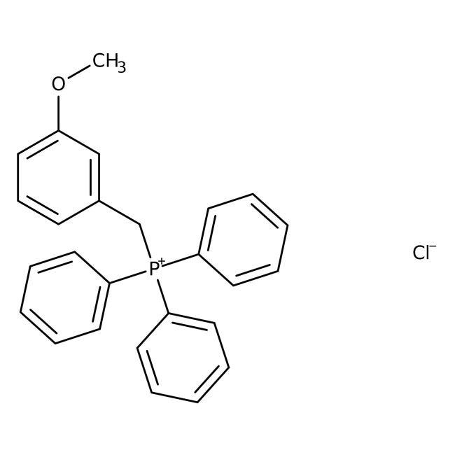 (3-Methoxybenzyl)triphenylphosphonium Chloride 98.0+%, TCI America™