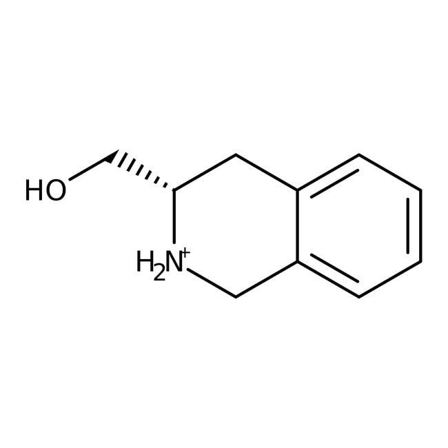 (S)-1,2,3,4-Tetrahydroisoquinolylmethan-3-ol, 98%, ACROS Organics
