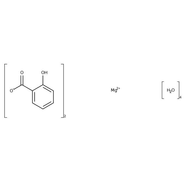 Alfa Aesar  Magnesium salicylate tetrahydrate, tech.