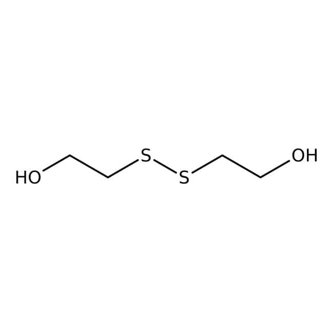 2-Hydroxyethyl Disulfide 95%, ACROS Organics
