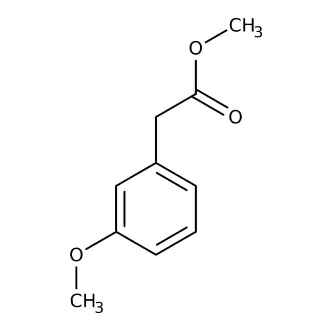 Methyle2-(3-methoxyphenyl)acetate, 97%, Maybridge™