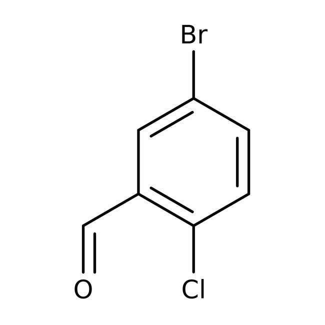 Alfa Aesar  5-Bromo-2-chlorobenzaldehyde, 98%