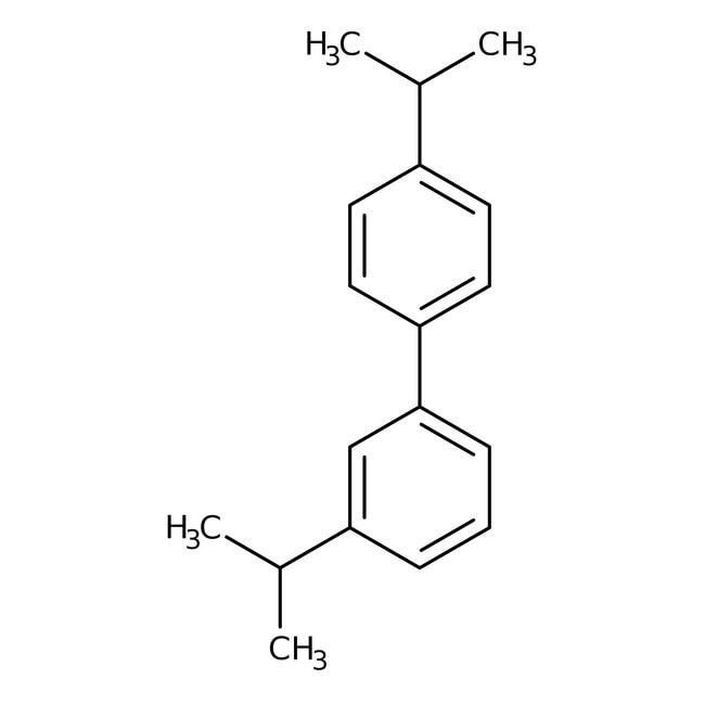 Alfa Aesar™4,4'-Diisopropylbiphenyl, 97% 5g Alfa Aesar™4,4'-Diisopropylbiphenyl, 97%