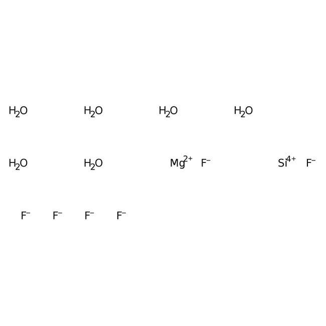 Alfa Aesar™Hexafluorosilicato de magnesio hexahidrato, 98 % 500g Alfa Aesar™Hexafluorosilicato de magnesio hexahidrato, 98 %