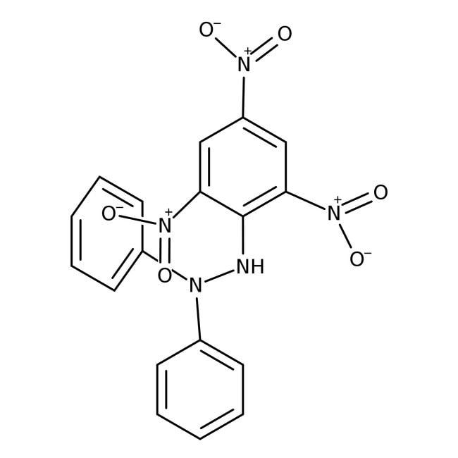2,2-Diphenyl-1-picrylhydrazyl (free radical), 95%, Alfa Aesar™