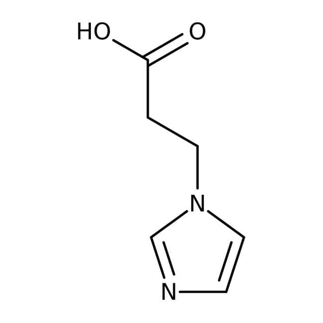 3-(1H-Imidazol-1-yl)-propansäure, ≥97%, Maybridge 5g 3-(1H-Imidazol-1-yl)-propansäure, ≥97%, Maybridge