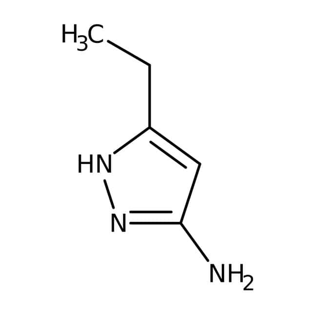 3-Amino-5-ethyl-1H-pyrazole, 97%, Acros Organics™ 1g 3-Amino-5-ethyl-1H-pyrazole, 97%, Acros Organics™