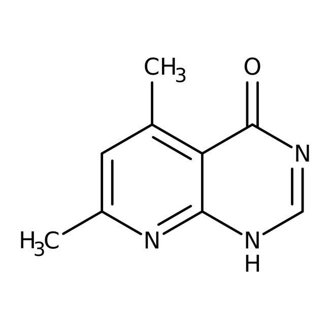 5,7-Dimethyl-4-hydroxypyrido[2,3-d]pyrimidine, 98%, ACROS Organics™