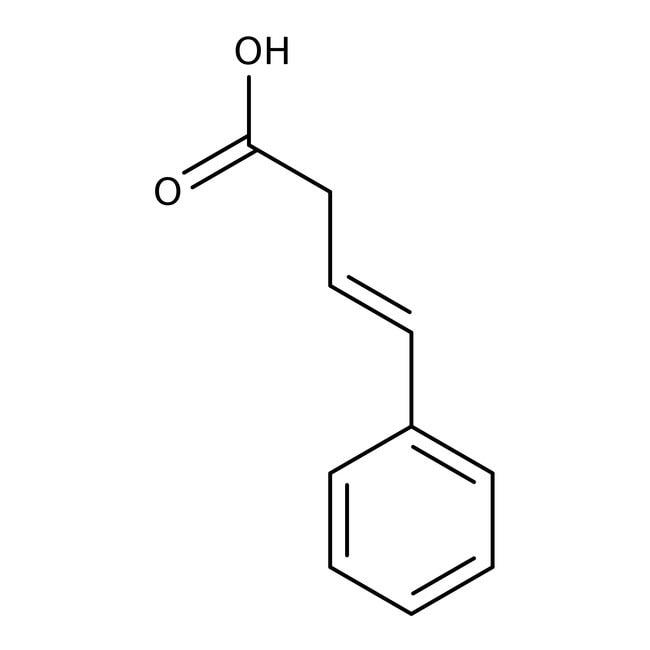 trans-Styrylacetic acid, 96%, ACROS Organics™: Componentes orgánicos Productos quimicos