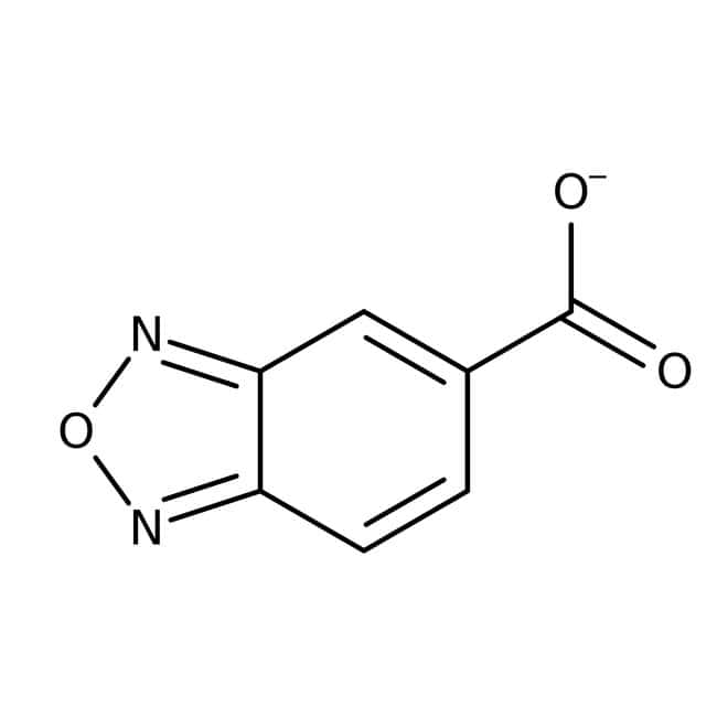 2,1,3-Benzoxadiazole-5-carboxylic acid, 97%, Maybridge 10g 2,1,3-Benzoxadiazole-5-carboxylic acid, 97%, Maybridge