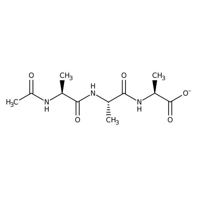 N-Acetyl-L-alanyl-L-alanyl-L-alanine, 98%, ACROS Organics™