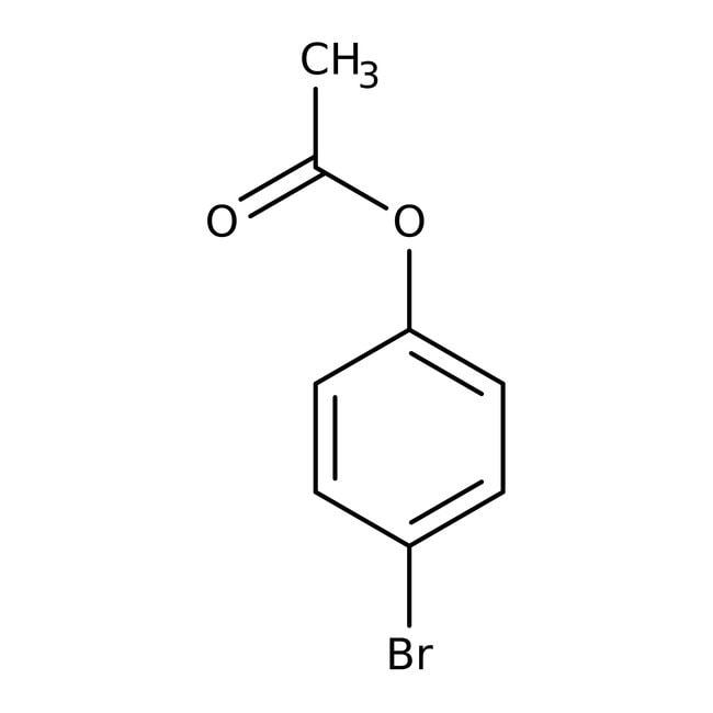 4-Bromophenyl acetate, 99%, ACROS Organics™