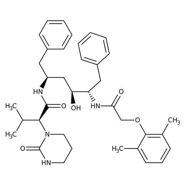 ACROS Organics™Lopinavir, 98%  ACROS Organics™Lopinavir, 98%
