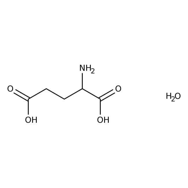 DL-Glutamic acid monohydrate, 98+%, ACROS Organics™