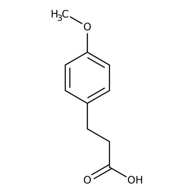 3-(4-Methoxyphenyl)propionic Acid 98.0+%, TCI America™