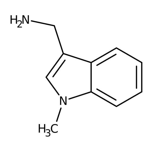 3-(Aminomethyl)-1-methylindole, 95%, Acros Organics