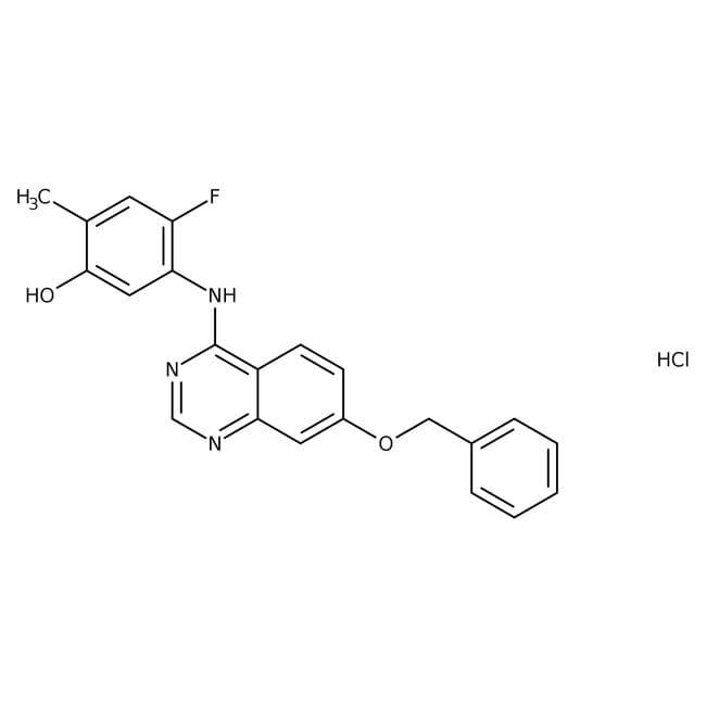 ZM 323881 hydrochloride, Tocris Bioscience™ 10mg ZM 323881 hydrochloride, Tocris Bioscience™