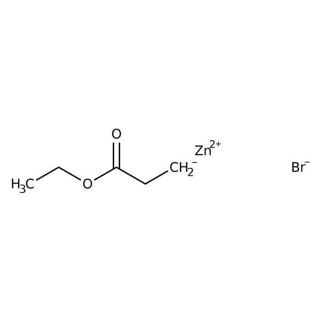 Alfa Aesar  2-(Ethoxycarbonyl)ethylzinc bromide, 0.5M in THF